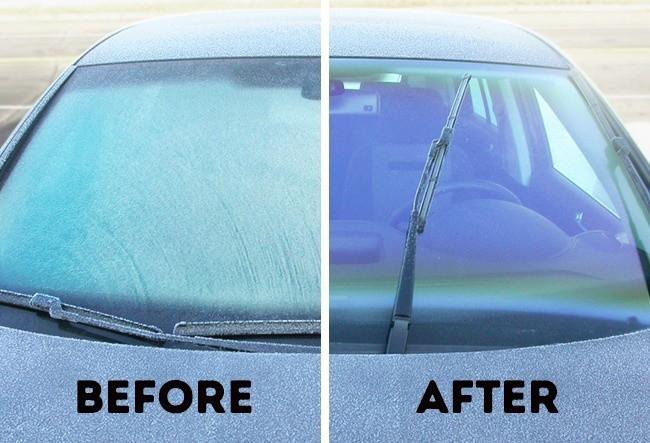 بخار گرفتن شیشه های خودرو و جلوگیری از بخار گرفتن شیشه ها
