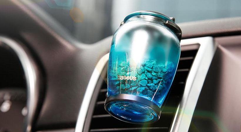 خوشبو کننده خودرو و مزایای استفاده از انواع آن