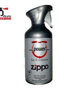 اسپری خوشبو کننده پاور رایحه ZIPPO