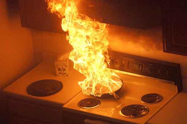 اسپری آتش خاموش کن و سرعت در ادفاع حریق