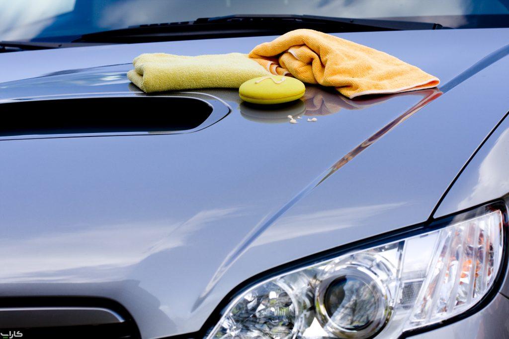 اسرار تمیز کاری خودرو به سبک حرفه ای ها