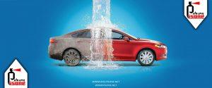 شامپو تاچلس محصولی مطمئن برای شستشوی بدنهی خودرو میباشد